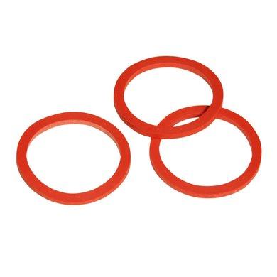 Kerbl Afdichtring voor Ventiel Rood 3mm