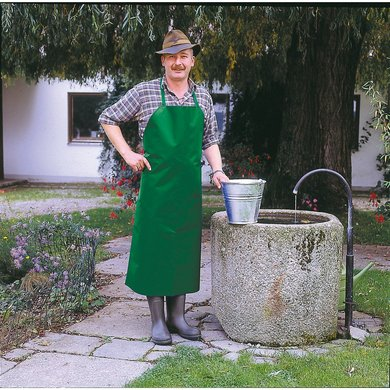 Kerbl Melk- en Wasschort Groen