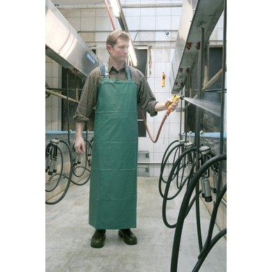 Kerbl Melk- u.Waschschürze Grün 100x125cm