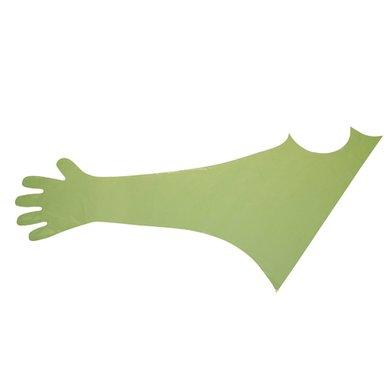 Kerbl Gant de Vêlage 120cm 50 pièces Vert