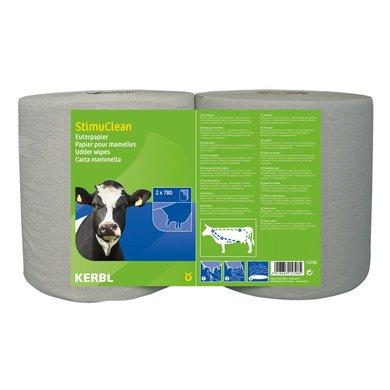 Kerbl Papier pour Mamelles Stimuclean Eurofarm