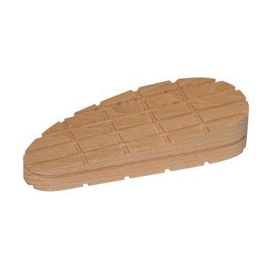 Kerbl Holzklotz einzeln, keilförmig Groß
