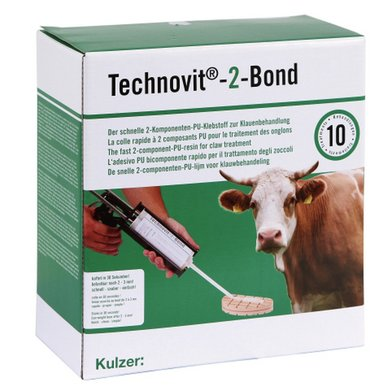 Kerbl Technovit-2-Bond Starterset incl. Doseerpistool