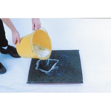 Kerbl Desinfecteermat 45x45x3cm