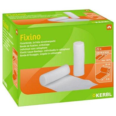 Kerbl Fixierbinden Fixino 10cm / 4m einzelverpackt