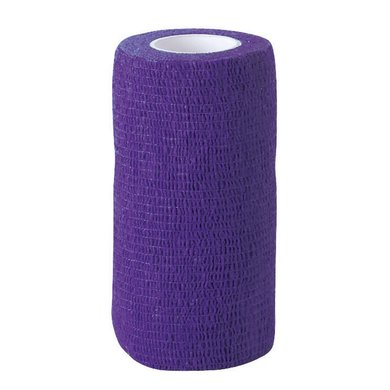 Kerbl EquiLastic selbsthaftende Bandage Violett