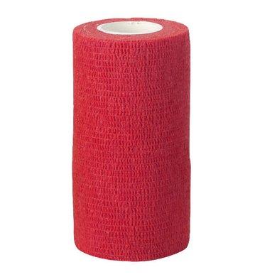 Kerbl Vetlastic Bandage Zelfklevend Rood 7,5cm