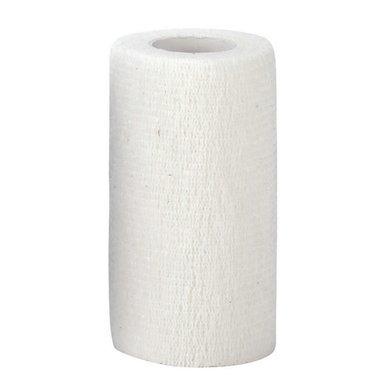 Kerbl EquiLastic selbsthaftende Bandage Weiß 10cm