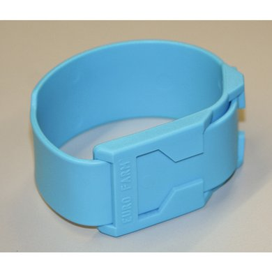Kerbl Fesselband, Kunstst. Blau
