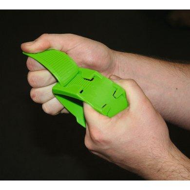 Kerbl Fesselband, Kunstst. Grün
