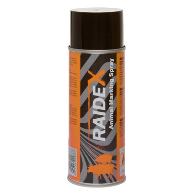 Raidex Markeringsspray 400ml Oranje