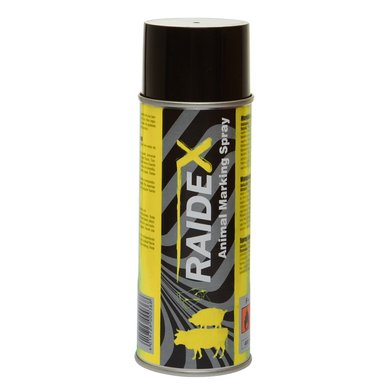 Raidex Spray de Marquage Jaune