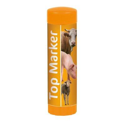 Kerbl Feutre de Marquage Bovin Topmarker Orange