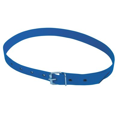 Kerbl Collier d'Identification Bleu 135cm