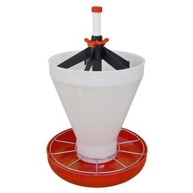 Kerbl Ferkelschale Maxi Hopper Pan (montiert)