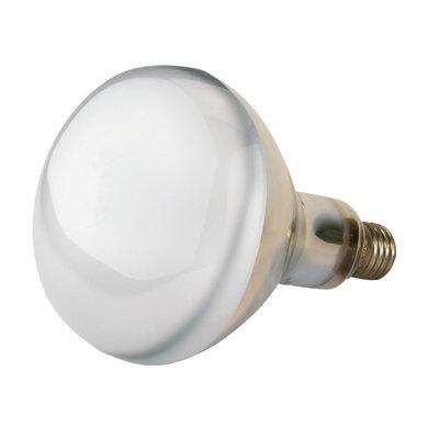 Kerbl Infrarotlampe Hartglas, Weiß 150W