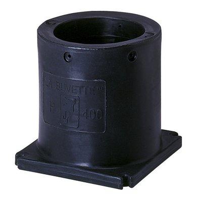 Kerbl PE-Sockel zum Anschrauben, 30x40cm