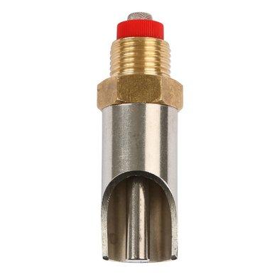 """Kerbl Beißnippel 3/4"""", 1/2""""Anschlus mit 8 mm Stift"""
