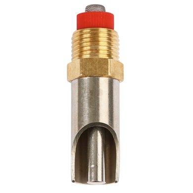 """Kerbl Beißnippel 1/2"""" mit 8mm-Stift"""