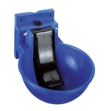 Kerbl Kunststofftränkebecken Blau