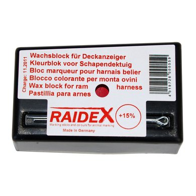 Raidex Kreide orig.Raidex Rot