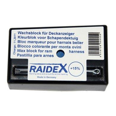 Raidex Dekblok Blauw