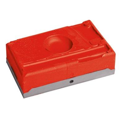 Kerbl Wachsblock für Bocksprunggeschirr, Rot