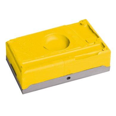 Kerbl Wachsblock für Bocksprunggeschirr, Gelb