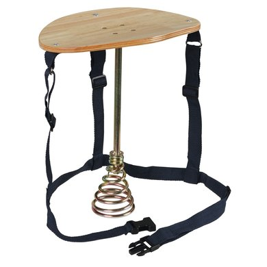 Kerbl Strap-on Milk Stool