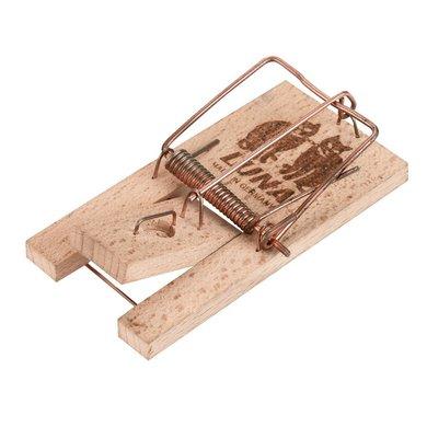Kerbl Mausefalle Luna 2 St. im Pack mit Holzauslöser