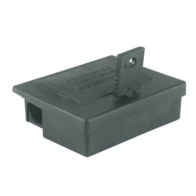 Kerbl Boîte d'Appât Blocbox Plastique Carré