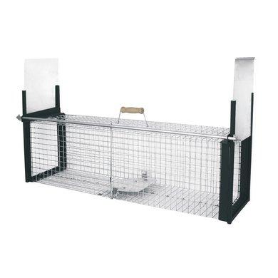 Kerbl Piège Alive Predator Forme de Cage 30x26x205