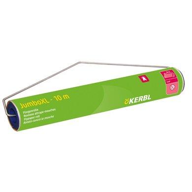 Kerbl Stall Fliegenrolle JumboXL mit Lockstoff Gelb 10mx40cm