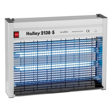 Halley Vliegendoder Blauw