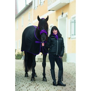 Covalliero Blousonjas Galina Damen Zwart L