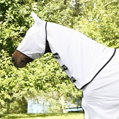 Kerbl Fly Mask SuperFly incl. Earprotection