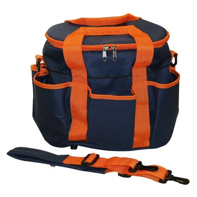 Kerbl Trousse de Pansage Marine/Orange