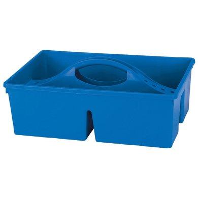 Kerbl Caisse de Pansage Ouvert Bleu