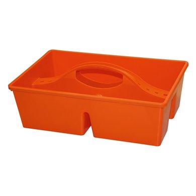 Kerbl Caisse de Pansage Ouvert Orange