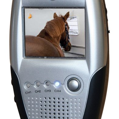 "Agradi LCD-Monitor 2,5"" Schwarz"