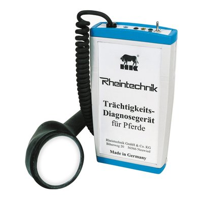 Rheintechnik Trächtigkeitsgerät für Pferd