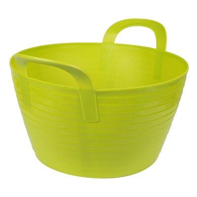 Kerbl FlexBag Flexibele Emmer, 12 liter, groen