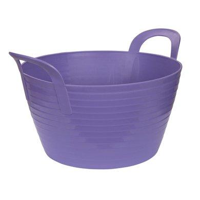 Kerbl Flexibler Trog FlexBag Violett 12L
