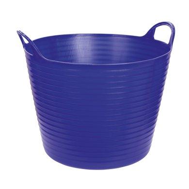 Kerbl Flexibler Trog FlexBag Blau 42L