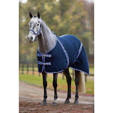 Kerbl Rugbe Classic Fleece Blue/Lilac