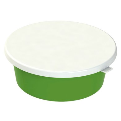 Kerbl Feeding Bowl White 6L