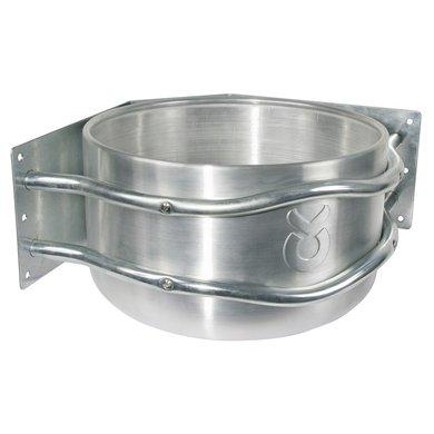 Kerbl Mangeoire Aluminium Modèle Angle Rond