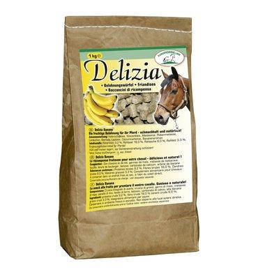 Kerbl Delizia The Special Treats Banana 1kg