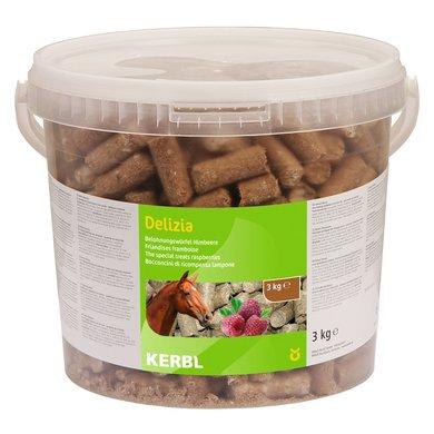 Kerbl Delizia Sweeties Himbeer 3kg