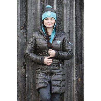Covalliero Damen Outdoor Mantel Gentina Beluga